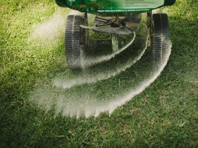 Proper amount of chemicals added to a lawn maintenance plan and lawn fertilizing ensures quality lawn care.
